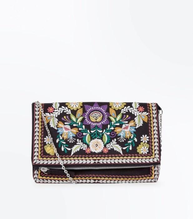 Модные женские сумки 2018-2019: цветная