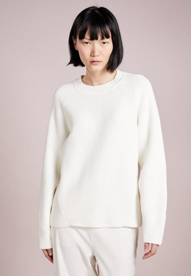 свитера 2018 2019 женские: белый