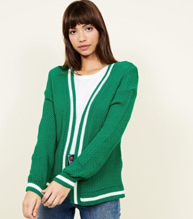 модные свитера 2018 2019 женские: зеленый
