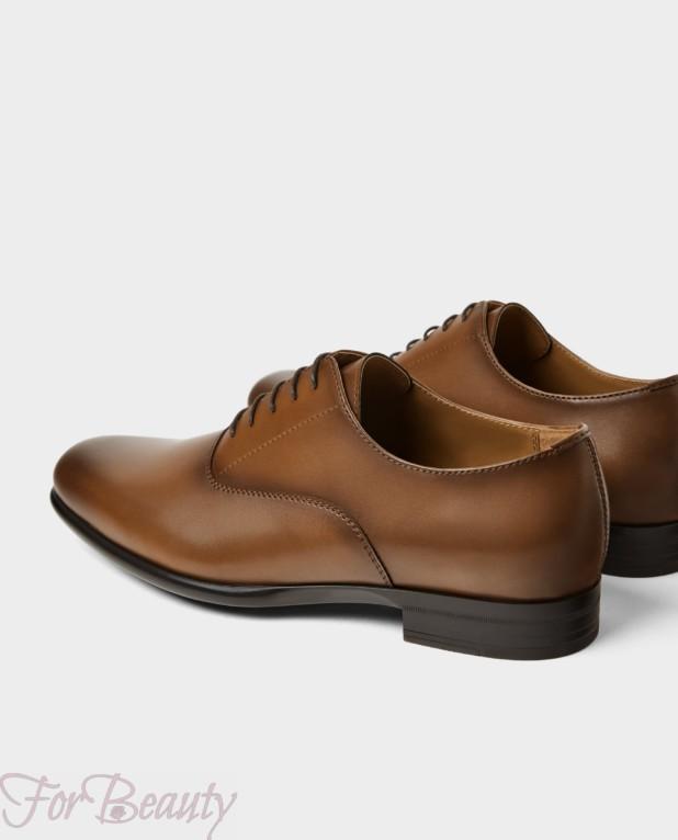 Мужская классическая обувь 2018