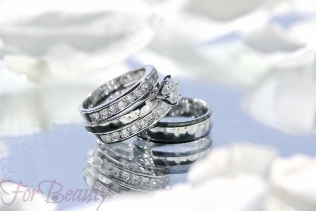 разные обручальные кольца 2018