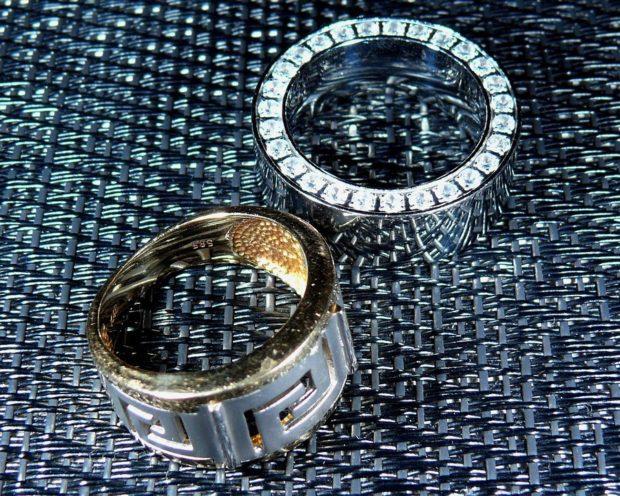 модные винтажныеобручальные кольца