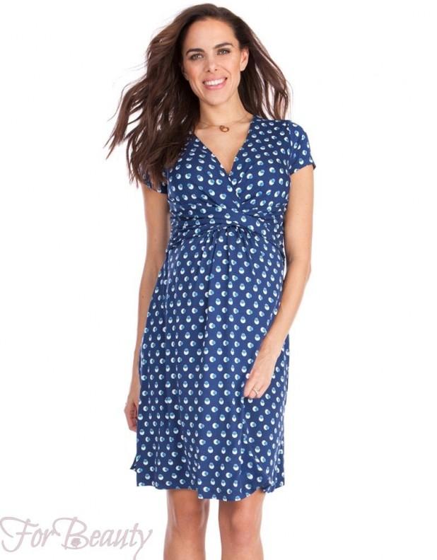 Легкие платья для беременных