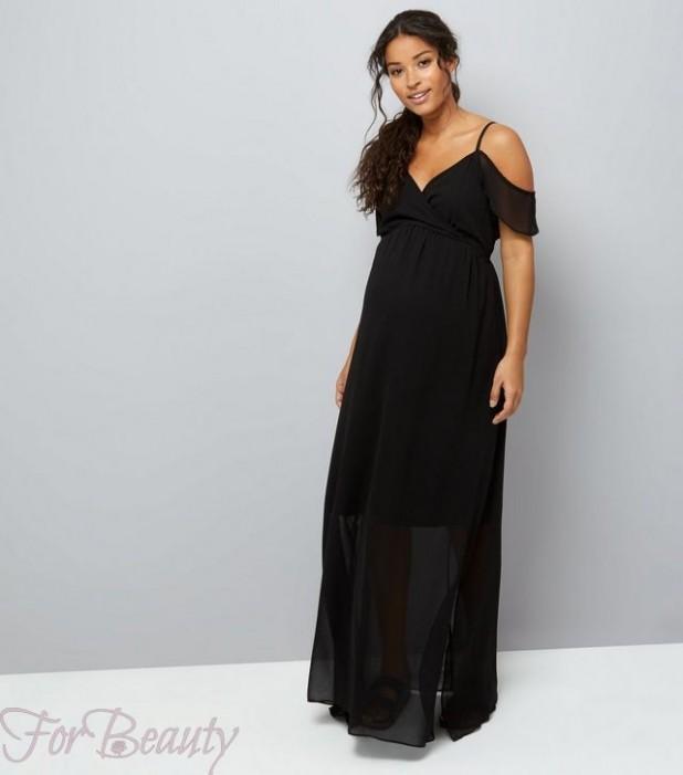 Мода для беременных 2018 фото