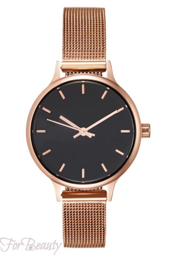 Модные женские наручные часы с мужским характером 2018 фото