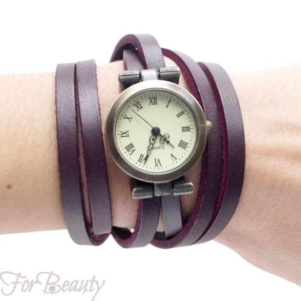 Женские наручные часы с длинным ремешком 2018 фото