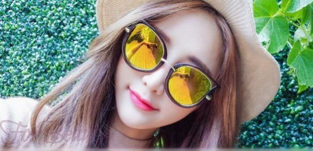 Модные цвета солнцезащитных очков