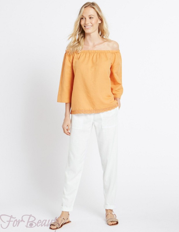 стильные брюки в базовом гардеробе 2018