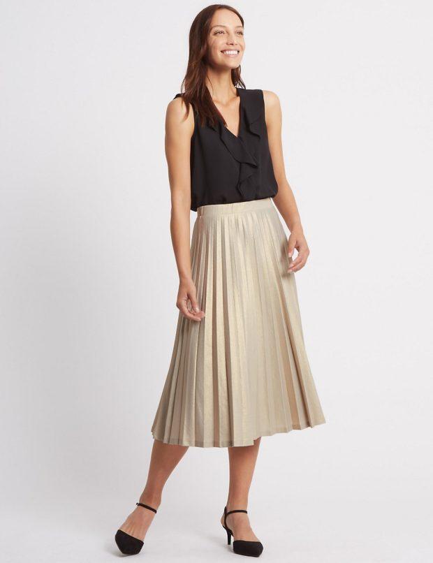 Модные юбки фото тенденции
