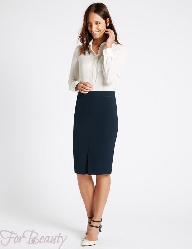 Модные юбки в базовом гардеробе 2018