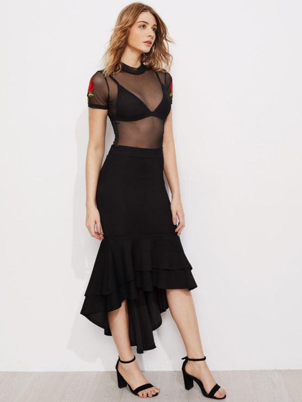 стильные юбки