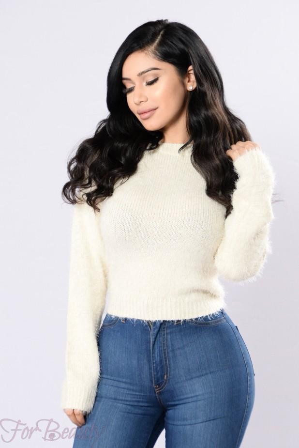 Модные свитера в базовом гардеробе 2018