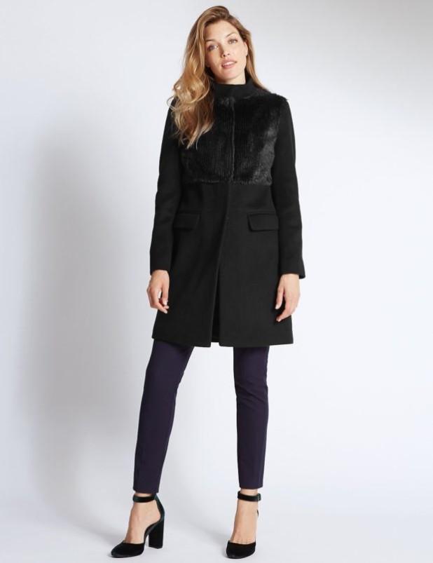 Модные пальто в базовом гардеробе
