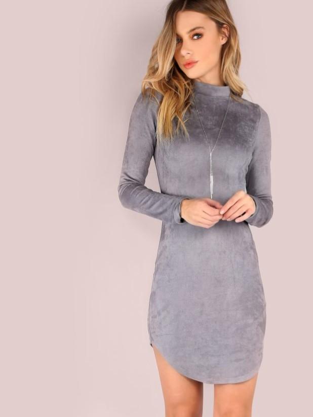 стильные платья в базовом гардеробе 2018-2019 фото