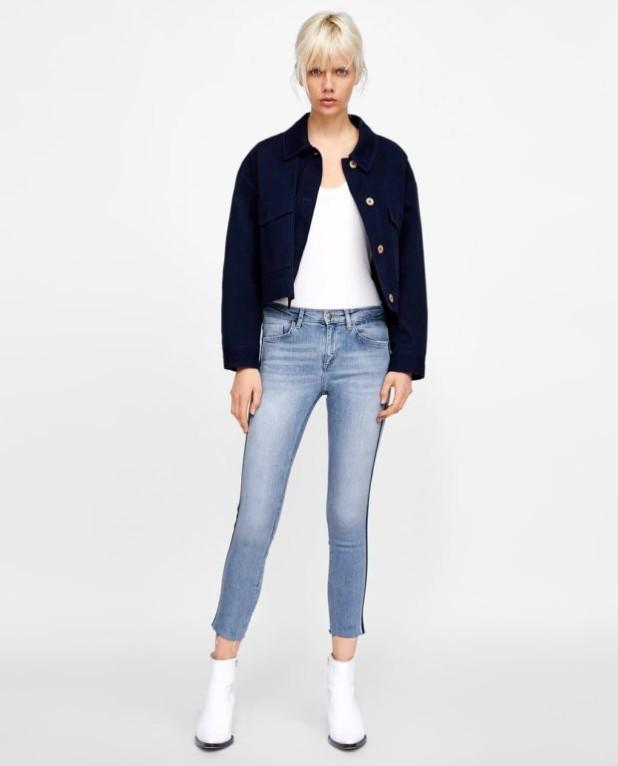 базовый гардероб: Модные джинсы