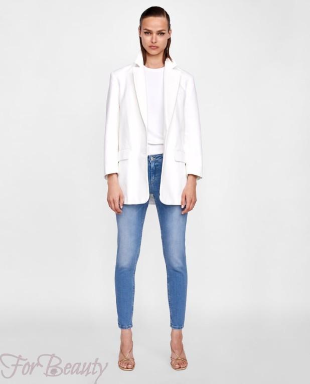 Модные джинсы в базовом гардеробе 2018