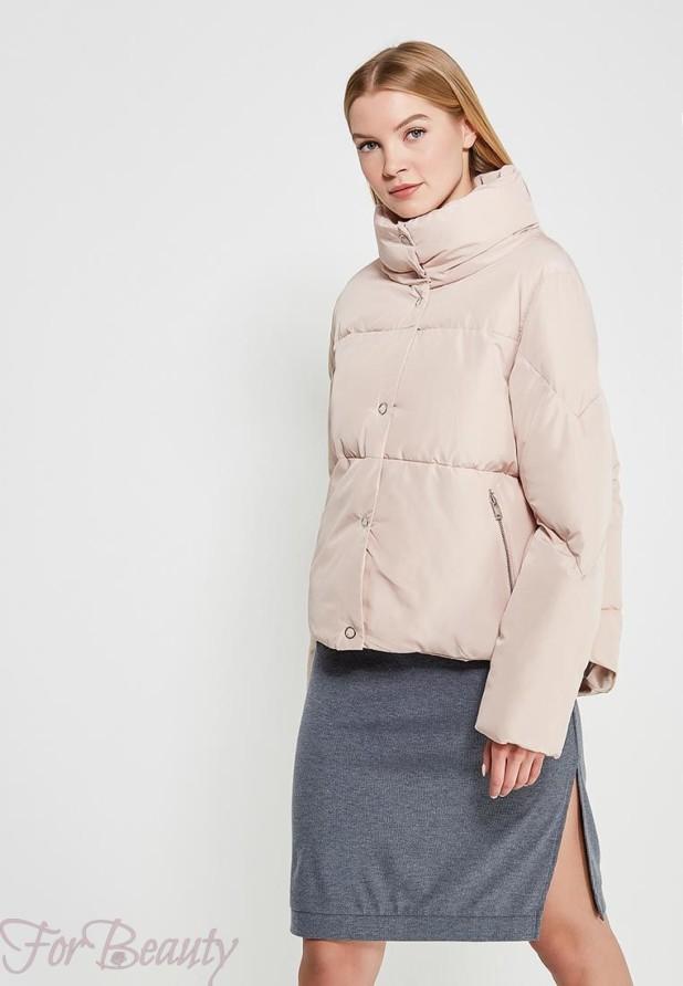Модный розовый пуховик в базовом гардеробе 2018