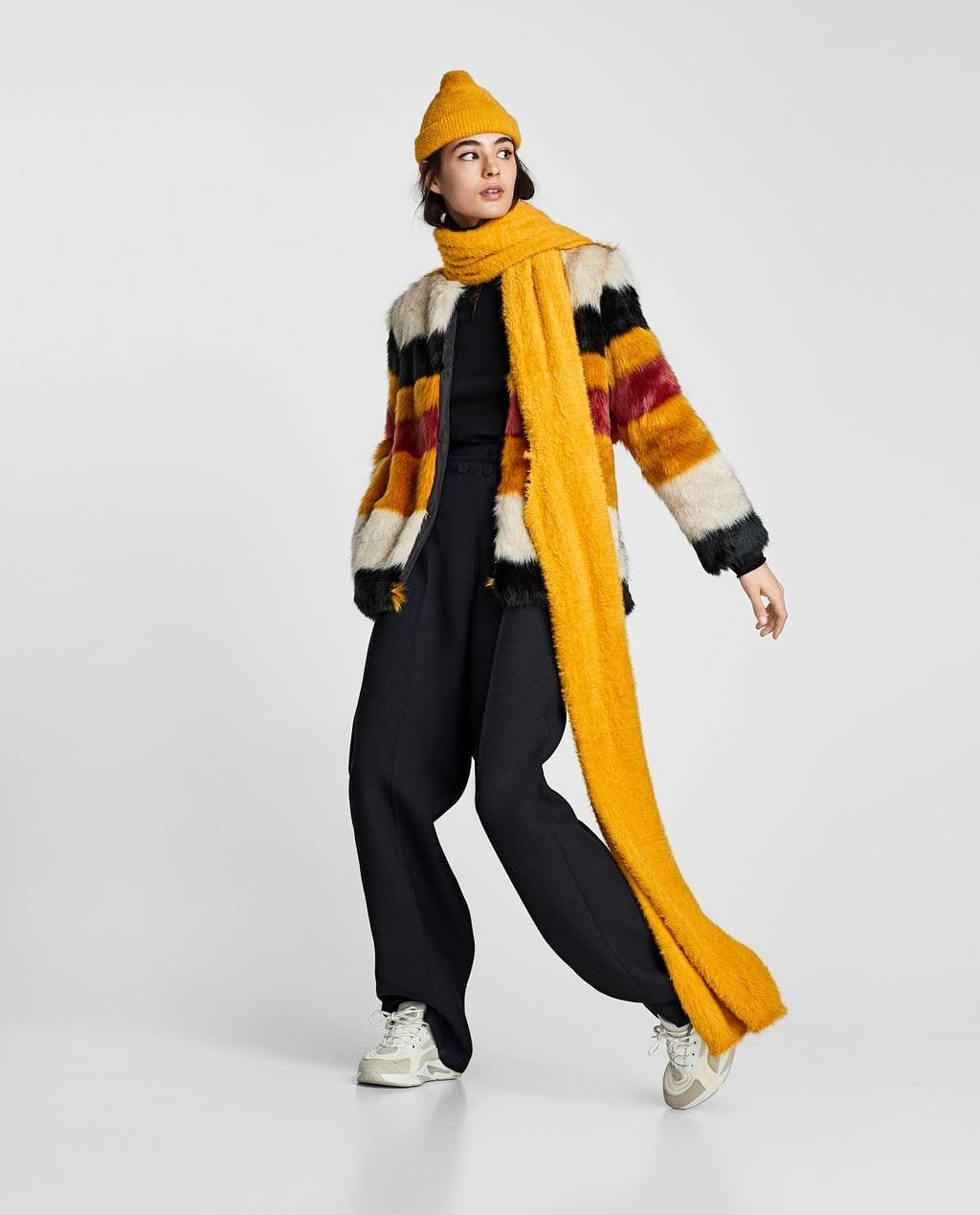 Модный шарф 2018