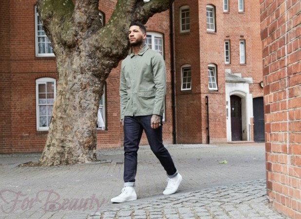 Как носить кроссовки с джинсами мужчинам мода 2017