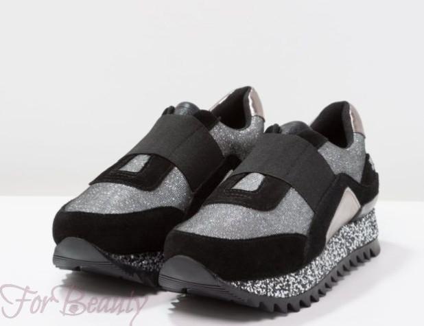 женские кроссовки 2018 фасон