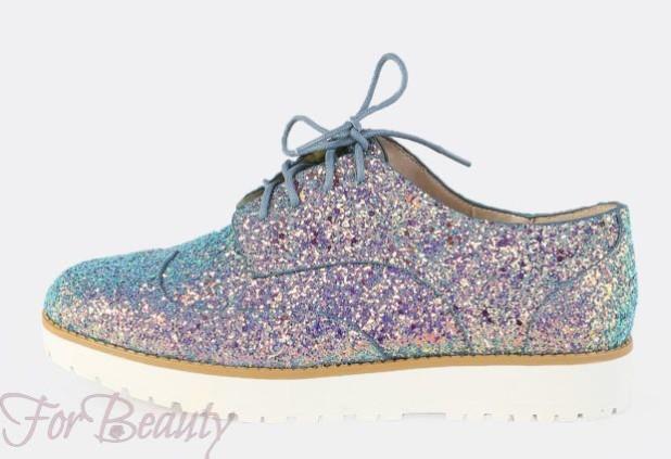 кроссовки со сплошной подошвой 2018-2019 цветные