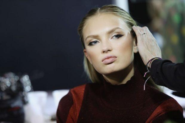красивый летний макияж сияние кожи 2021