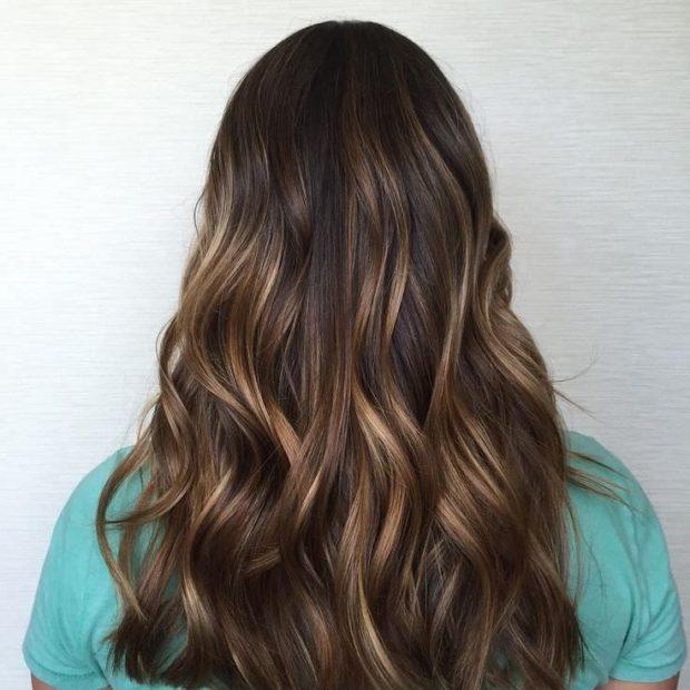 Мелирование волос 2020-2021