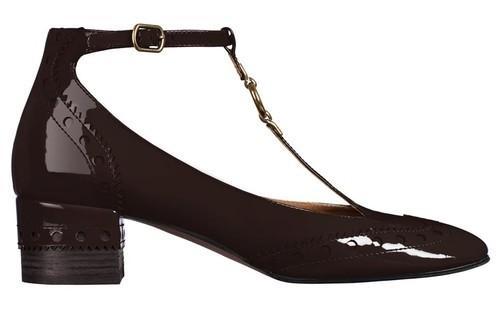 Модная обувь с толстыми каблуками 2017 фото новинки туфли