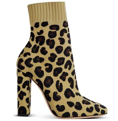 Модная обувь на прямоугольном каблуке 2018 фото новинки