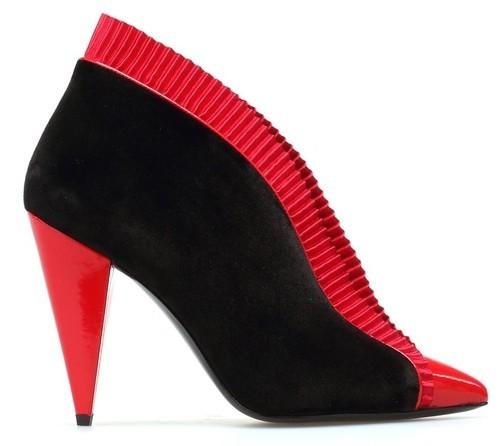 Модная бархатная обувь 2018 фото новинки