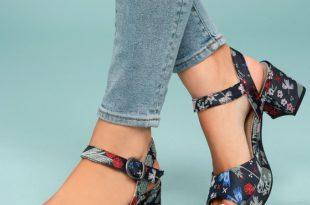 Модная обувь с ремешками 2017 фото новинки босоножки