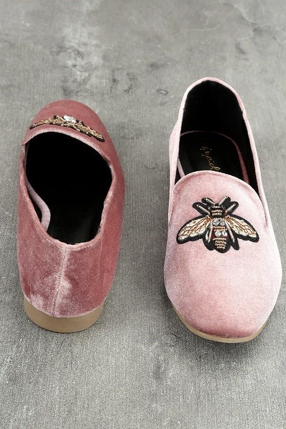 бархатная обувь 2018 фото новинки