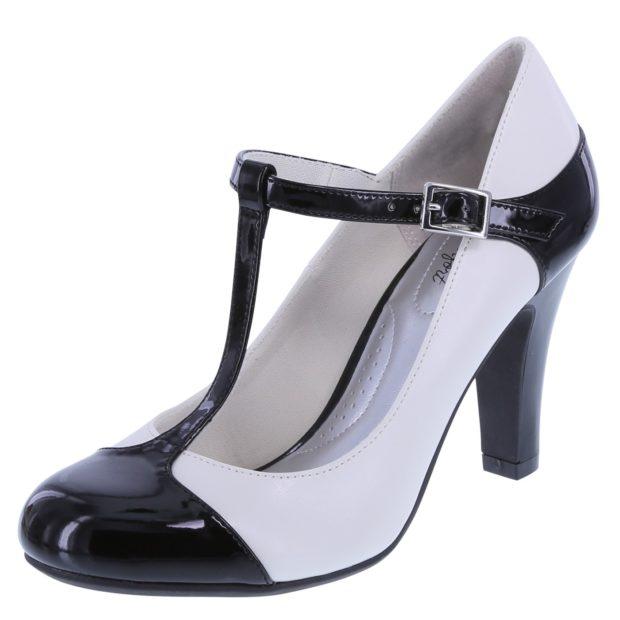 Модные туфли с ремешками 2020-2021 фото новинки