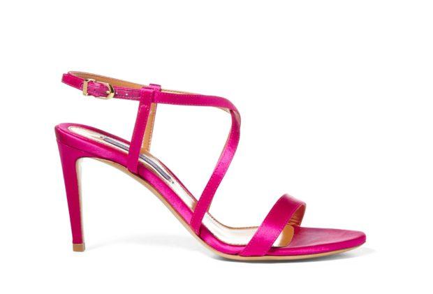 Модная обувь на шпильке 2020-2021 фото новинки