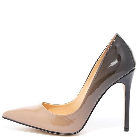 Модная женская обувь на шпильке 2018 фото новинки