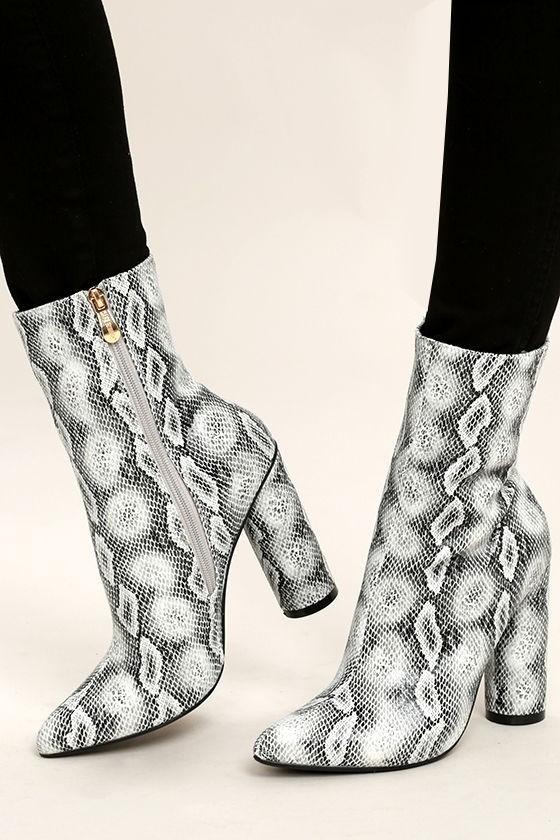 Модная и стильная обувь 2018 фото