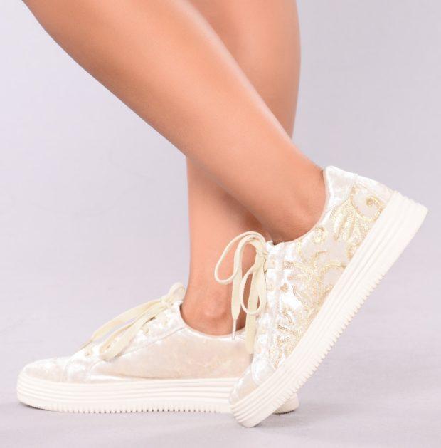 Женская модная спортивная обувь 2018-2019 фото