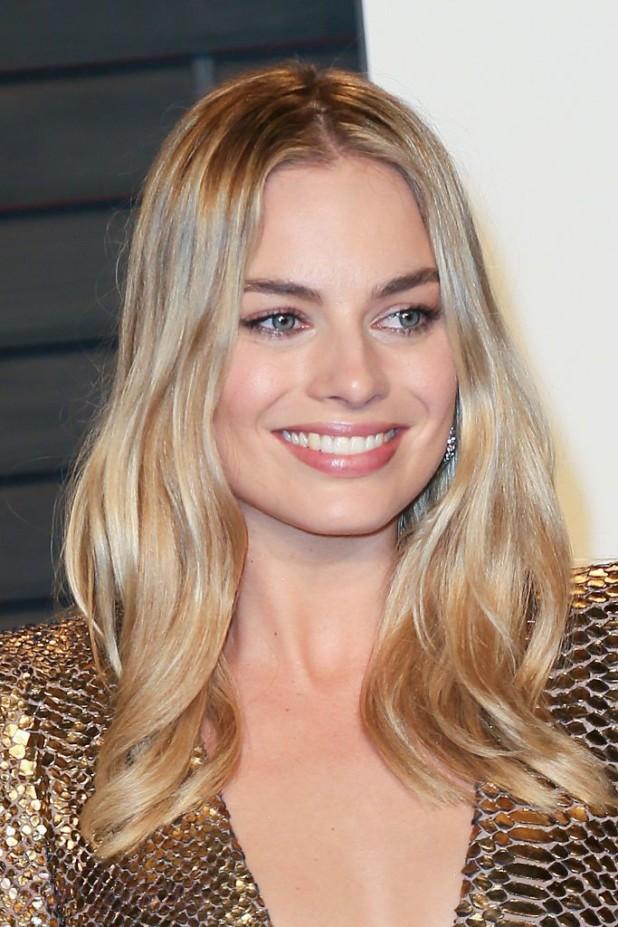 покраска волос для «натуральных» блондинок 2018 на средние волосы