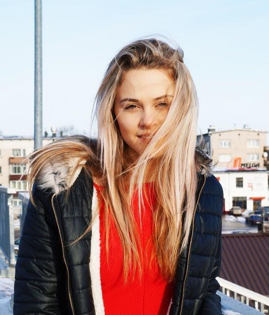 стильная покраска для русых волос 2018-2019 на средние волосы фото