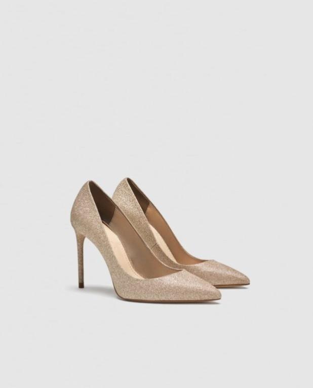 Модная обувь на шпильке 2018-2019