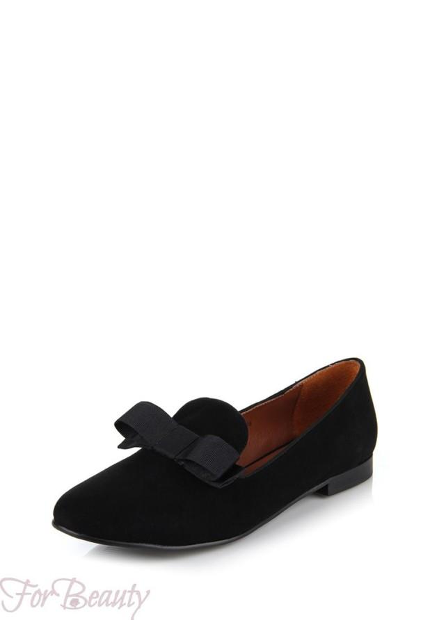 Модная замшевая обувь 2018