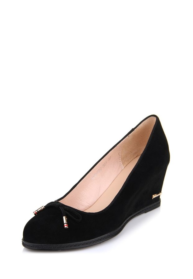 Модная замшевая обувь 2018-2019
