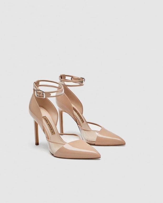 Модная обувь на шпильке 2020-2021