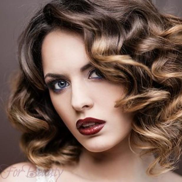 3D окрашивание волос 2018 году на короткие волосы