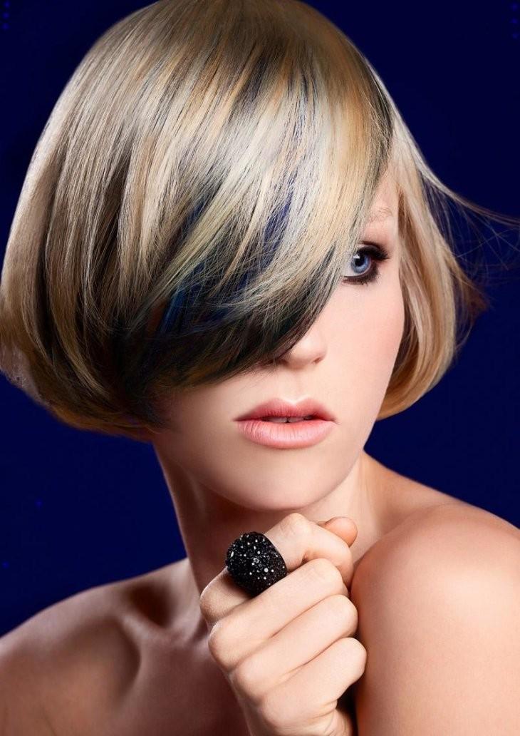 пресс волл модное окрашивание на короткие волосы фото изображения происходило