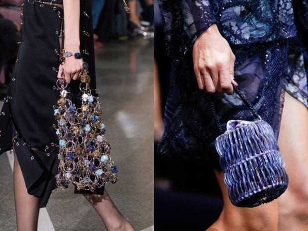 металлические сумки осень зима 2019 2020