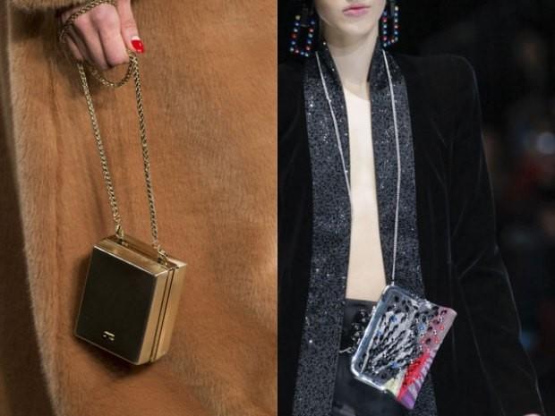 Модная цветовая гамма в сумках осень зима 2019 2020 осень