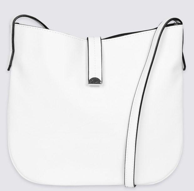 Модные белые сумки осень зима 2019 2020