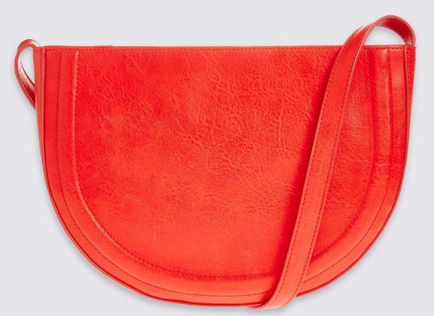 Модные яркие красные сумки осень зима 2019 2020