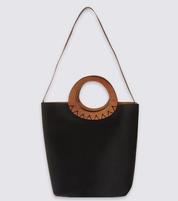 стильные черные сумки осень зима 2019 2020